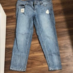 New York and Co jeans